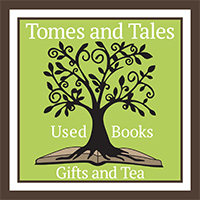 Tomes and Tales Logo