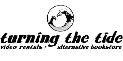 Turning the Tide Bookstore Logo
