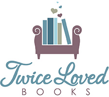Twice Loved Books Logo