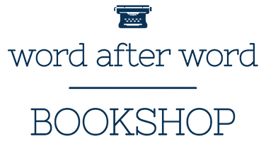 Word After Word Bookshop Logo