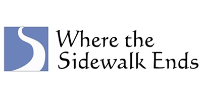 Where the Sidewalk Ends Logo