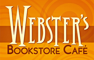 Webster's Bookstore & Cafe Logo