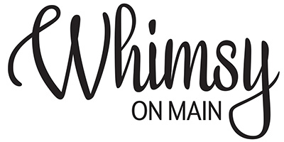 Whimsy on Main Logo