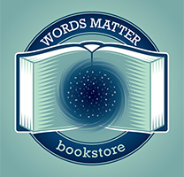 Words Matter Bookstore Logo