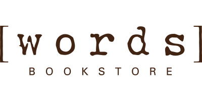 [words] Bookstore Logo