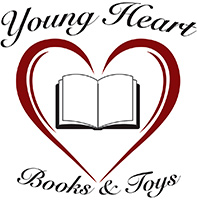 Young Heart Books and Toys Logo