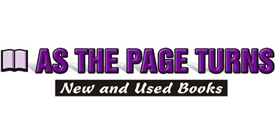 As the Page Turns Logo