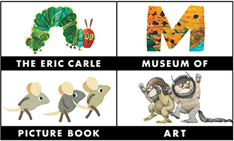 The Eric Carle Museum of Picture Book Art Logo