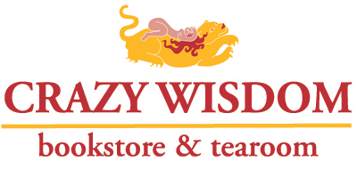 Crazy Wisdom Bookstore and Tea Room Logo