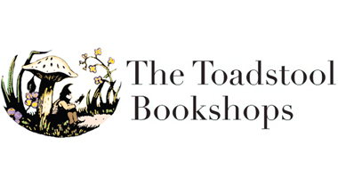 The Toadstool Bookshop Logo