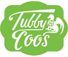 Tubby and Coo's Mid-City Bookshop Logo