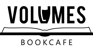 Volumes Bookcafe Logo