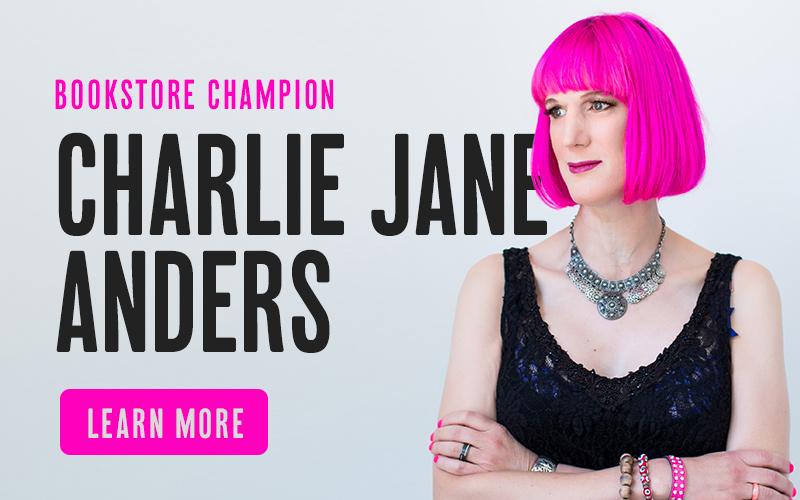 Charlie Jane Anders