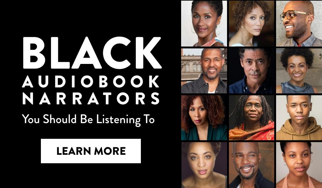 Black Audiobook narrators you should be listening to