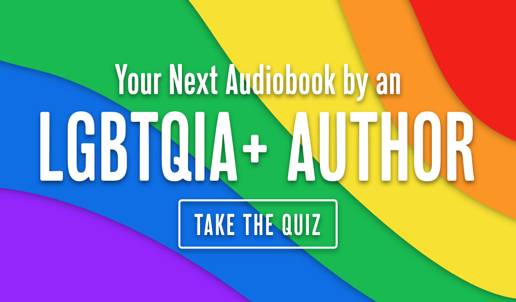 Quiz: Your Next Audiobook for Pride Month