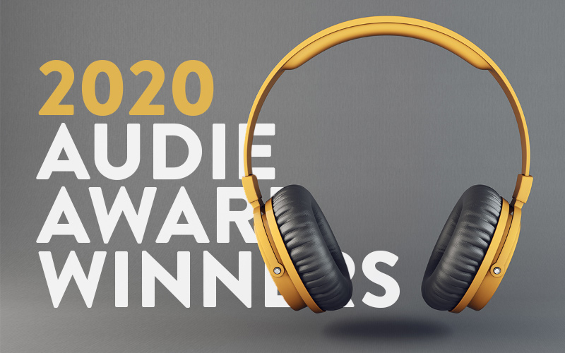 2020 Audie Award Winners