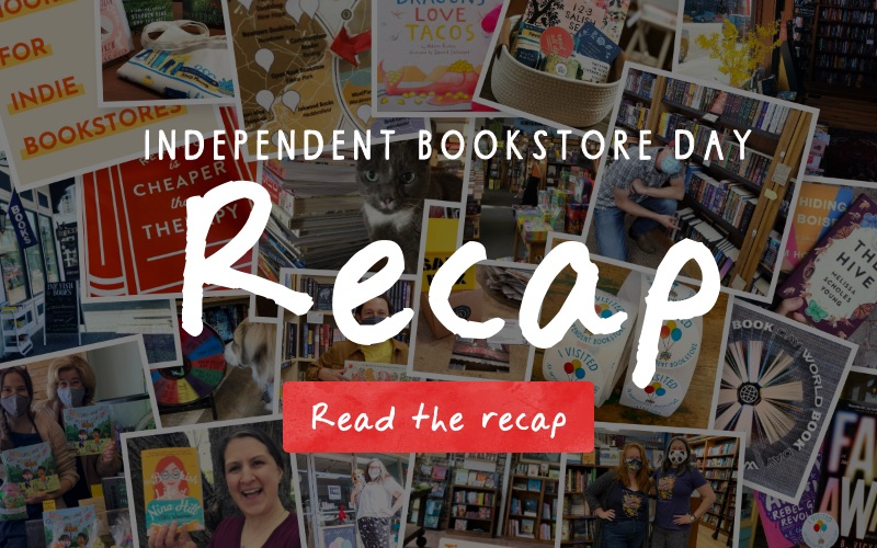 Libro.fm's Independent Bookstore Day Recap