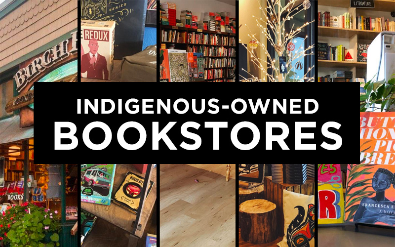 Indigenous-Owned Bookstores