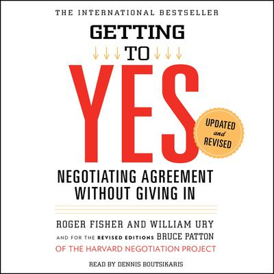 Getting to Yes (36-Minute Excerpt)