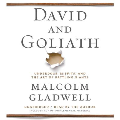 David and Goliath (44-minute audiobook excerpt)