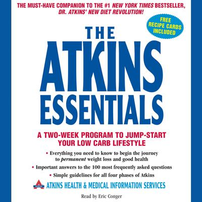 The Atkins Essentials - Abridged