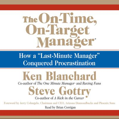Libro fm | The On-Time, On-Target Manager Audiobook