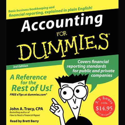Accounting for Dummies 3rd Ed. - Abridged