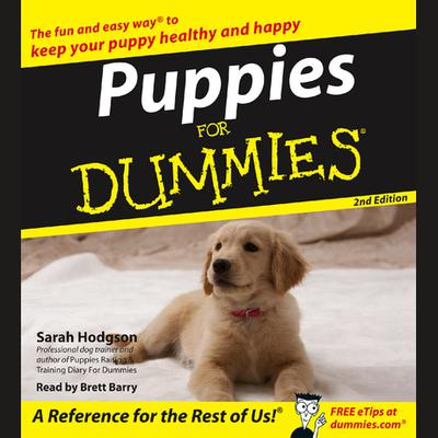 Puppies For Dummies - Abridged