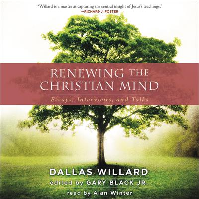 Renewing the Christian Mind