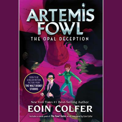 Artemis Fowl 4: Opal Deception