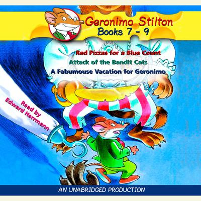 Geronimo Stilton: Books 7-9