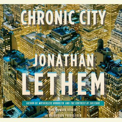 Chronic City cover image