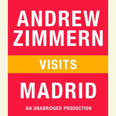 Andrew Zimmern visits Madrid