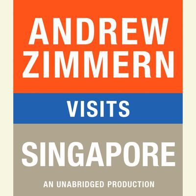 Andrew Zimmern visits Singapore