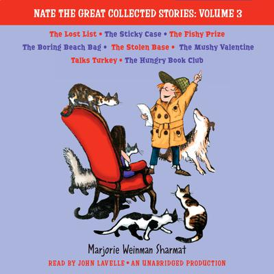 Nate the Great Collected Stories: Volume 3
