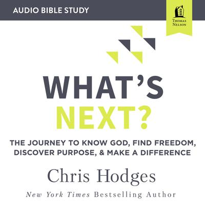 What's Next?: Audio Bible Studies