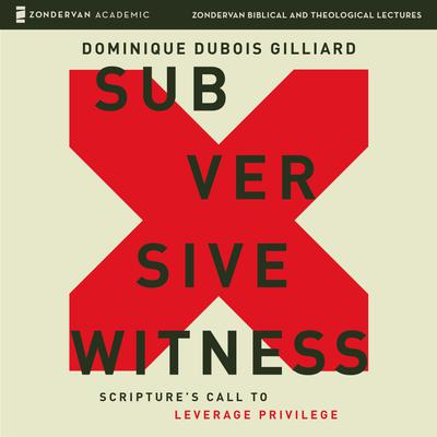 Subversive Witness Audio Lectures
