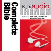 Pure Voice Audio Bible - King James Version, KJV: Complete Bible