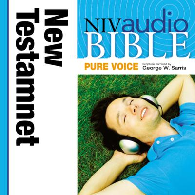 NIV, Audio Bible, Pure Voice: New Testament, Audio Download (Narrated by George W. Sarris)