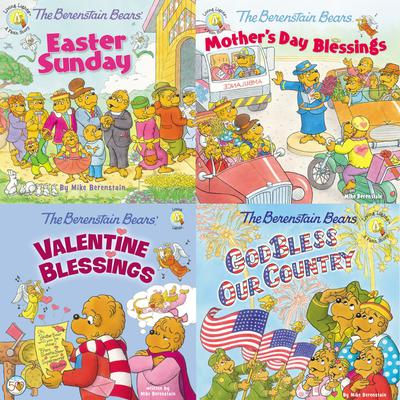 The Berenstain Bears Seasonal Collection 1