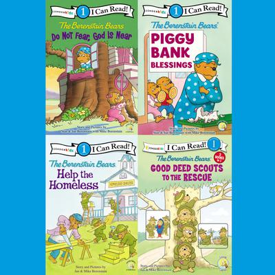 The Berenstain Bears I Can Read Collection 1