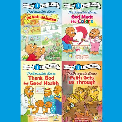 The Berenstain Bears I Can Read Collection 2