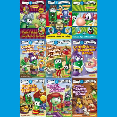 VeggieTales I Can Read Collection