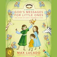 God's Messages for Little Ones (31 Devotions)