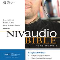 NIV, Dramatized Audio Bible, Audio Download