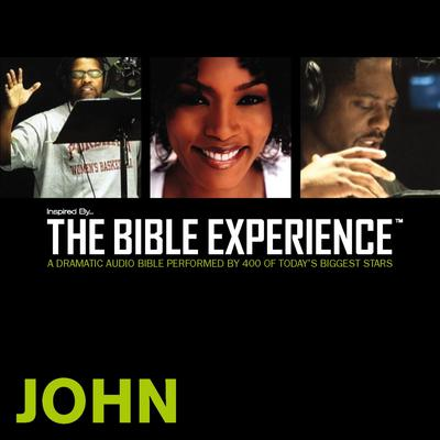 TNIV, Inspired By … The Bible Experience: John, Audio Download