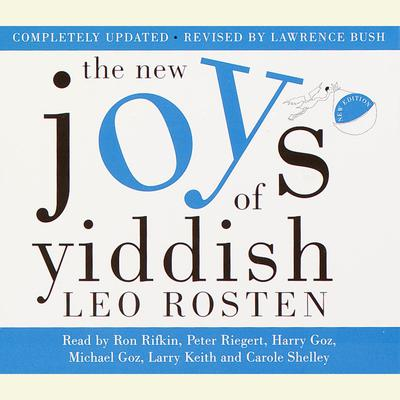 The New Joys of Yiddish - Abridged