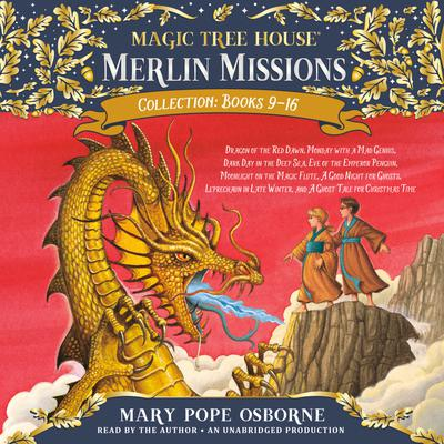 Merlin Missions Collection: Books 9-16