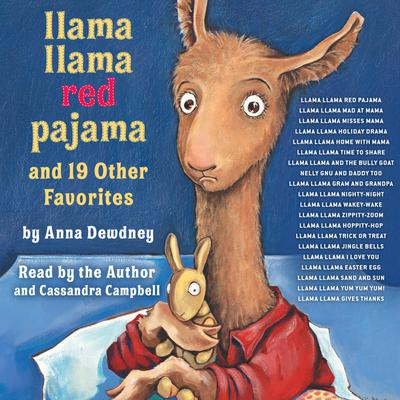 Llama Llama Red Pajama and 19 Other Favorites