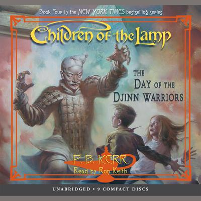 Children of the Lamp, Book 4: The Day of the Djinn Warriors